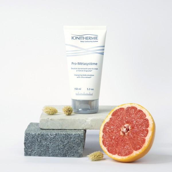 Energizing emulsion - BODY - IONITHERMIE - MADE IN FRANCE