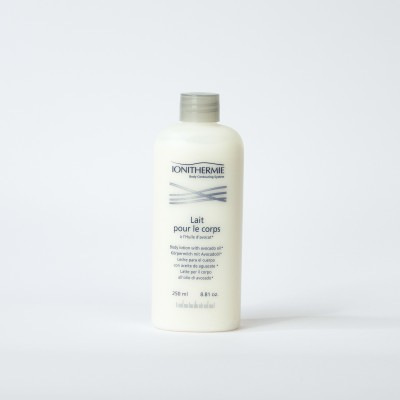 Body lotion  - with avocado oil - IONITHERMIE - MADE IN FRANCE