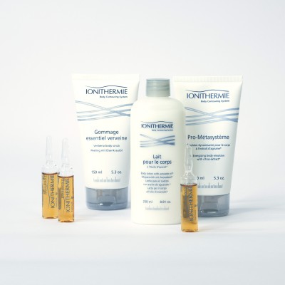PACK - 12 days body contouring system - CORPS -  IONITHERMIE - MADE IN FRANCE