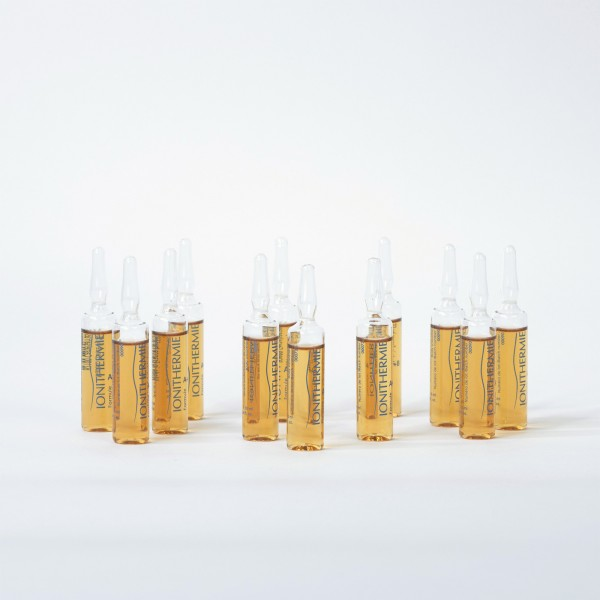 Formule A+B - 12 ampoules de 10ml - CORPS -  IONITHERMIE - MADE IN FRANCE