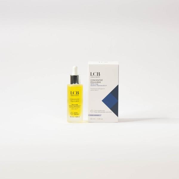 CONCENTRÉ ÉQUILIBRE - Detox - Radiance - LCB - MADE IN FRANCE