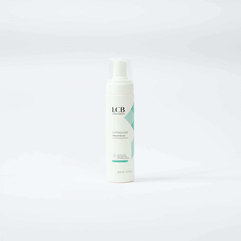 SOFTMOUSSE - Hygiene du visage - LCB - MADE IN FRANCE