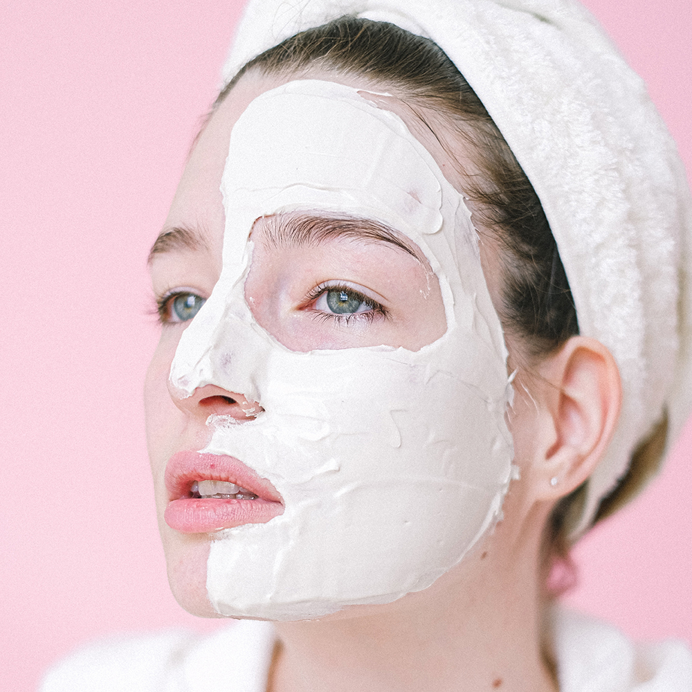 Tendre rosée du jardin - Masque hydratant visage - LCBIO